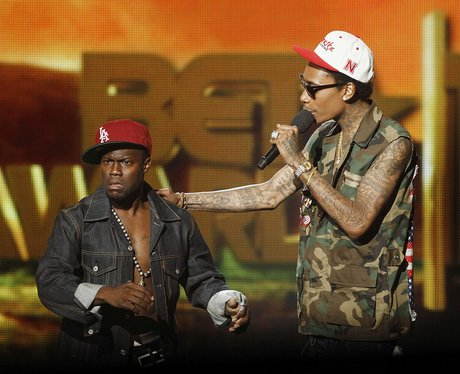 THE BET AWARDS 2011 wiz khalifa