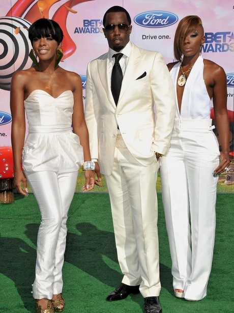 THE BET AWARDS 2011 sean combs