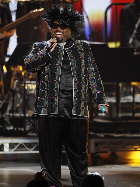 THE BET AWARDS 2011 cee lo green