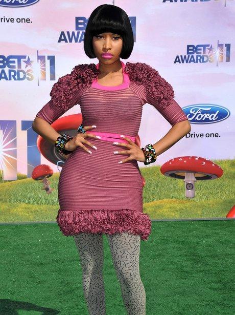 THE BET AWARDS 2011 nicki minaj