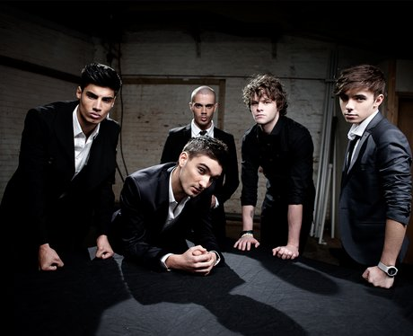 The Wanted 'Battleground'