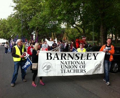 Yorkshire on Strike