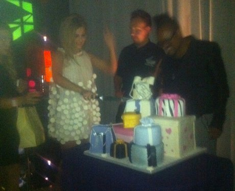 Cheryl Cole birthday