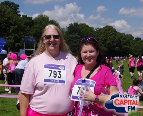 Race For Life Cardiff
