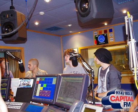 The Wanted @ Capital