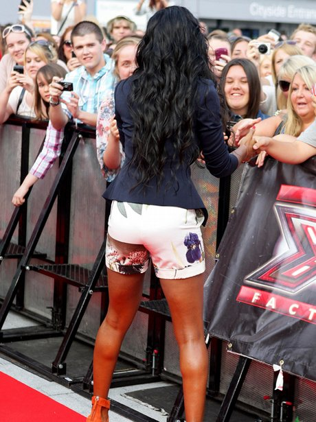 X Factor Auditions Liverpool