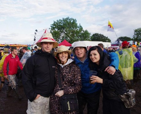 T in the Park