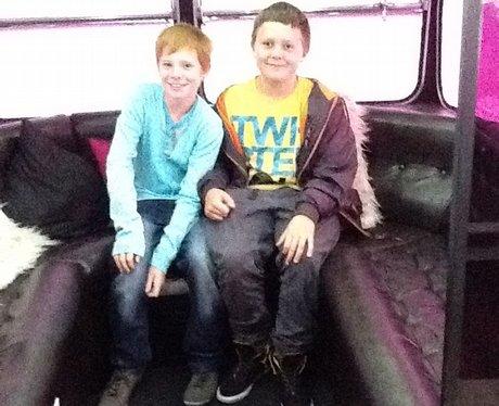 Capital FM Summer Bus Tour