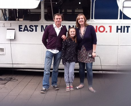 Capital FM Summer Bus Tour