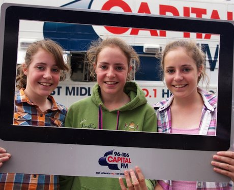 Capital FM Summer Bus Tour - Loughborough