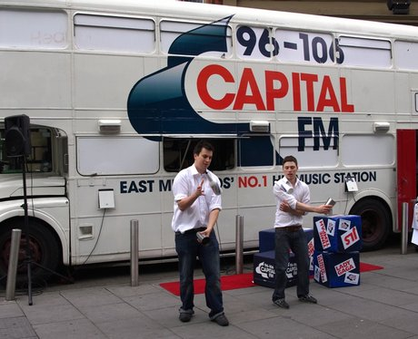 Capital FM Summer Bus Tour - Nottingham