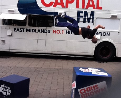 Capital FM Summer Bus Tour -Loughborough