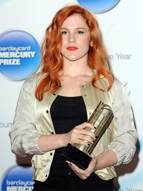 Katy B Mercury Awards Nominee