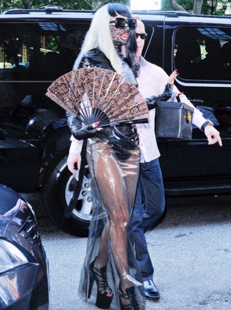 Lady Gaga in NY