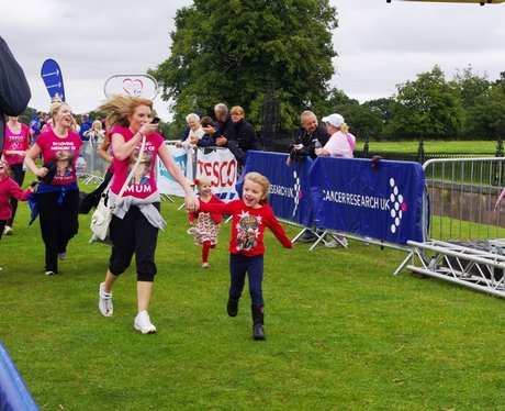Race For Life - Kedlestone Park