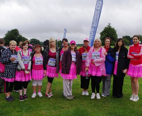Race For Life - Kedlestone Hall 17th July