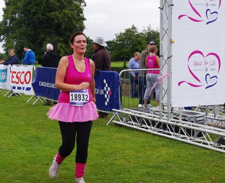 Race For Life - Kedlestone Park 17th July
