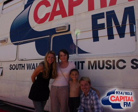Capital FM Breakfast Tour - Barry