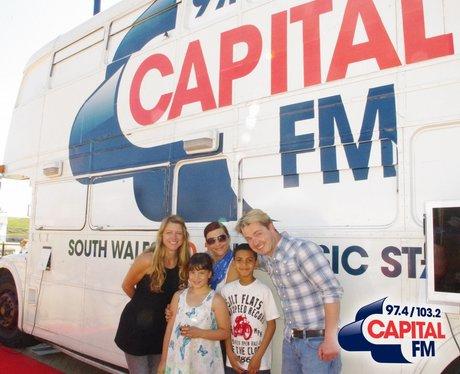 Capital FM Breakfast Tour - Barry