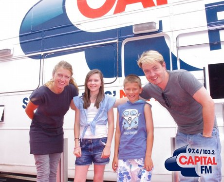 Capital FM Breakfast Tour