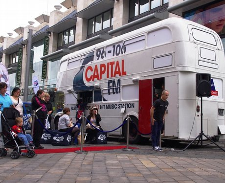 Capital FM Summer Bus Tour - Leicester