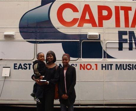 Capital FM Summer Bus Tour - Leicester