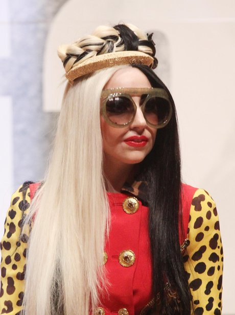 Lady Gaga in China