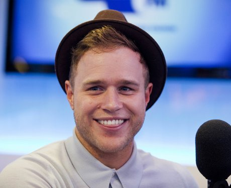 Olly Murs at his webchat with Capitalfm.com