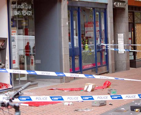 Birmingham riots aftermath