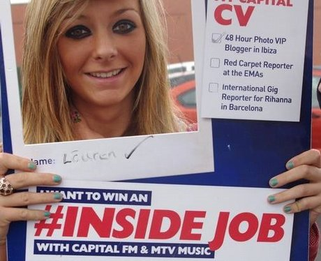 Capital FM Inside Job