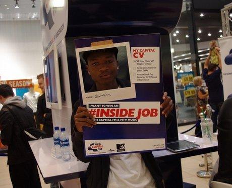 Capital FM Inside Job with MTV