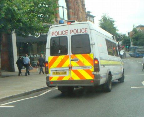 Clegg In Nottingham
