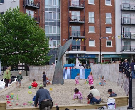 Gunwharf Beach 06.08