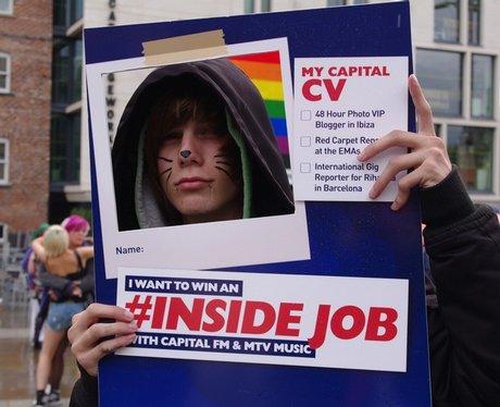 Inside Job - Leeds