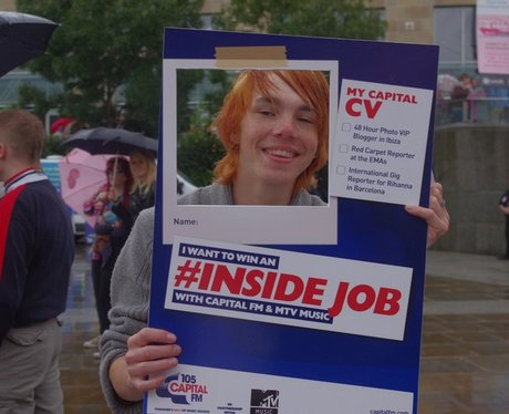 Inside Job - Leeds