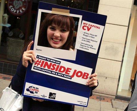 #Inside Job, 10th August