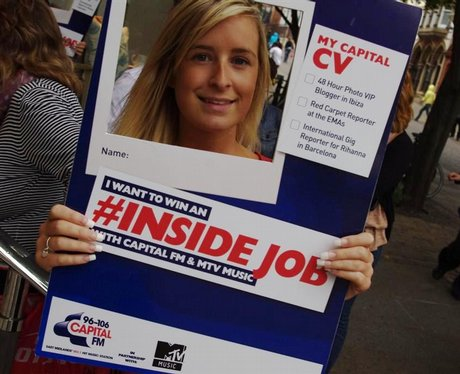 #Inside Job, 10th August