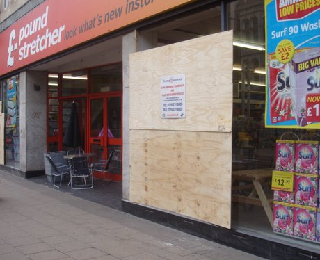 Leicester Riots
