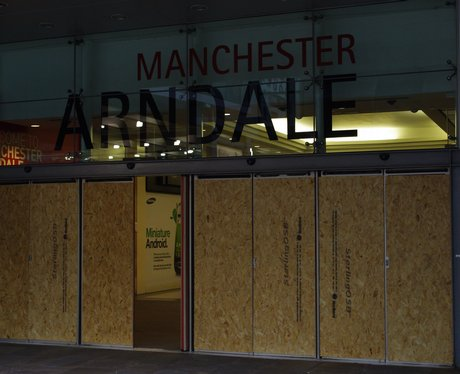 The Big Clean Up In Manchester