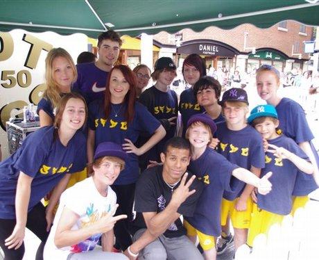 Capital Beach Party 13/08/2011