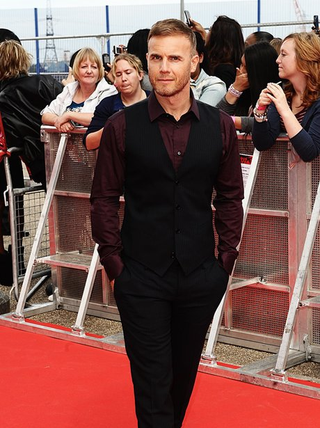 Gary Barlow X Factor Press Launch