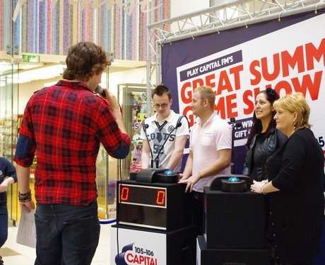 Great Summer Gameshow at Eldon Square