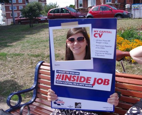 #Inside job in Southsea