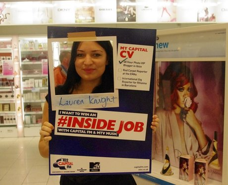 #insidejob City Centre