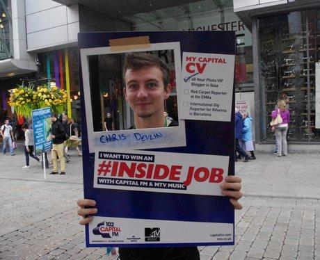 #insidejob City Centre