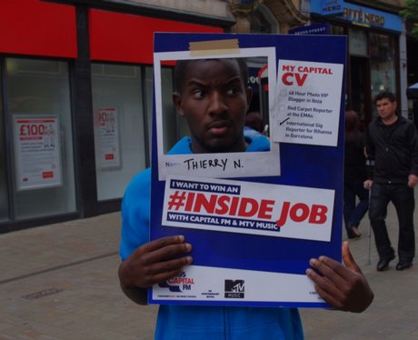 Have you applied for our Inside Job?