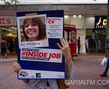 MTV #insidejob Birmingham Town