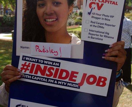 MTV #insidejob Birmingham Town Carnival