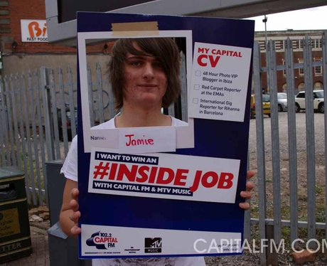 MTV #insidejob West Brom