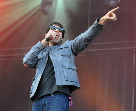 Example live at V Festival